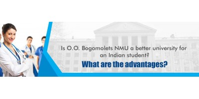 Is O.O. Bogomolets NMU a better university for an Indian student? What are the advantages?