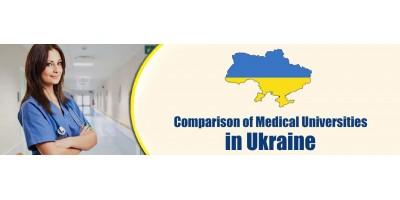 Comparison of Medical Universities in Ukraine