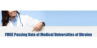 FMGE Passing Rate of Medical Universities of Ukraine