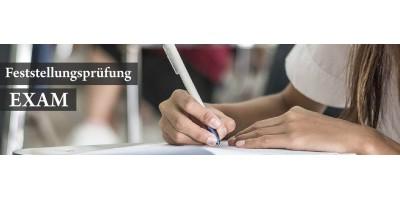 Feststellungsprufung Exam