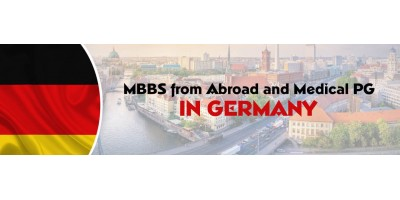 MBBS from Abroad and Medical PG in Germany