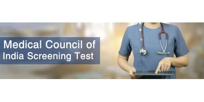 Medical Council of India Screening Test