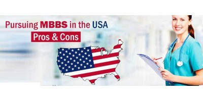Pursuing MBBS in the United States of America: Pros and Cons