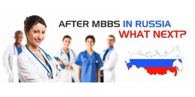 After MBBS in Russia: What Next?