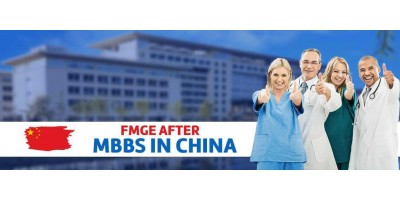 FMGE after MBBS in China