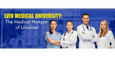 Lviv National Medical University: the Medical Hotspot of Ukraine!