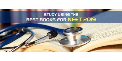 STUDY USING THE BEST BOOKS FOR NEET 2019