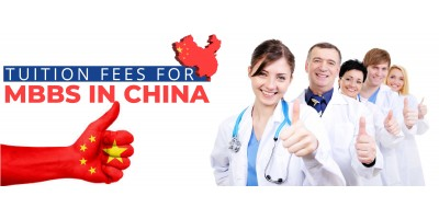 Tuition Fees for MBBS in China