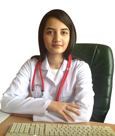 Dr. Dhwani Shah